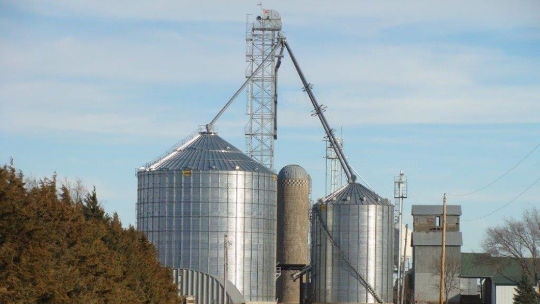 We build grain systems for farmers